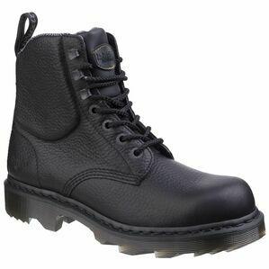 Dr Martens Calshott Service Boots (Black)