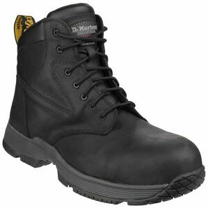 Dr Martens Corvid Composite Lace up Safety Boots (Black)