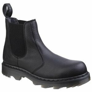 Dr Martens Howden Service Boots (Black)