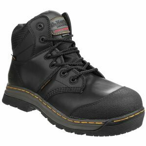 Dr Martens Surge Black Safety 6