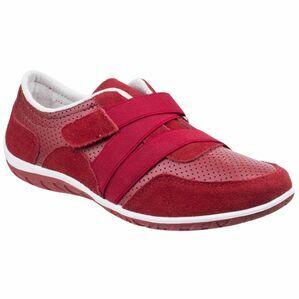 Bellini Comfort Shoe in Red