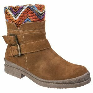 Bern Ankle Boot in Tan