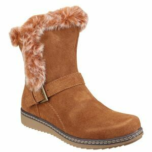 Budapest Winter Boot in Tan