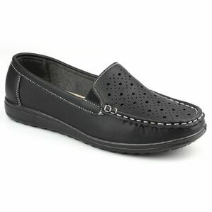 Cherwell slip on Loafer Shoe in Black
