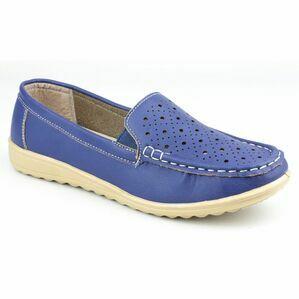 Cherwell slip on Loafer Shoe in Blue