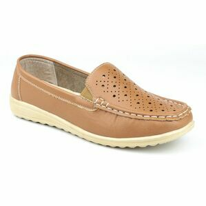 Cherwell slip on Loafer Shoe in Tan