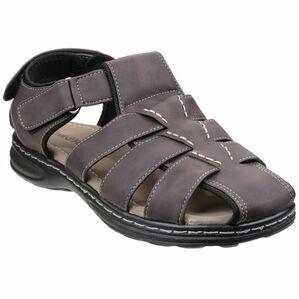 Felixstowe Summer Sandal in Brown