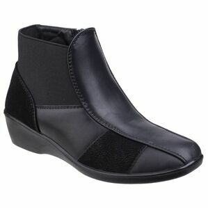 Festa Ankle Boot in Black