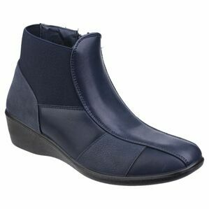 Festa Ankle Boot in Navy