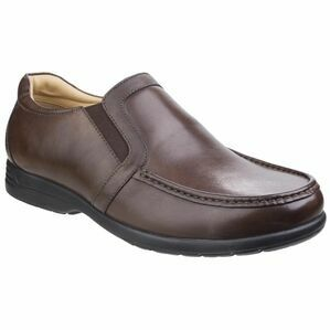 Gordon Dual Fit Moccasin in Brown