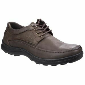 Luxor Lace Up Shoe in Brown