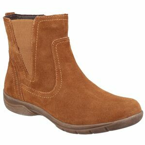 Malmo Ankle Boot in Tan