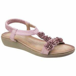 Matira T Bar Slingback Sandal in Pink