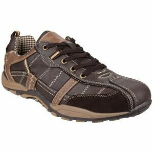 Portsmouth Casual Shoe in Brown