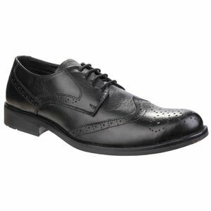 Tom Lace Shoe in Black