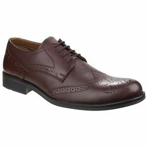 Tom Lace Shoe in Brown
