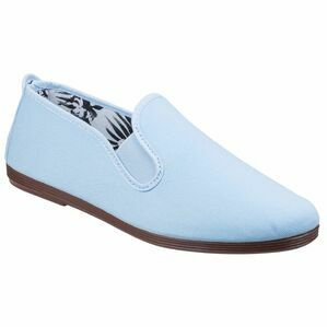 Arnedo Slip On Shoe in Baby Blue