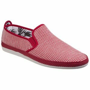 Brieva Slip On Espadrille in Red