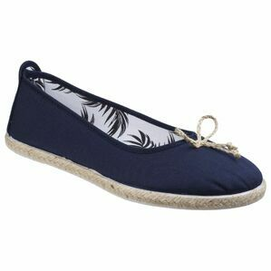 Condor Ballerina Pump in Navy