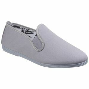 Guadix Slip on Shoe in Grey