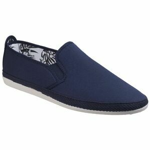 Orla Slip On Espadrille in Navy