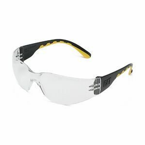 Caterpillar Track Clear Protective Eyewear