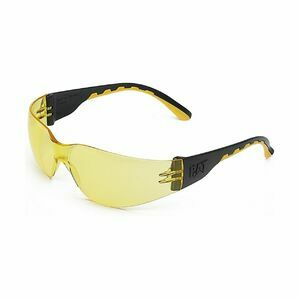 Caterpillar Track Protective Eyewear - Yellow
