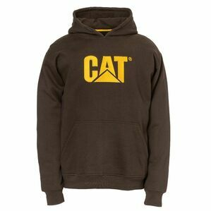 Caterpillar Trademark Sweater - Dark Earth