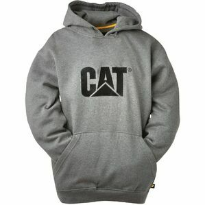 Caterpillar Trademark Sweater - Heather Grey