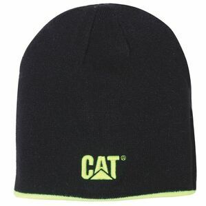 Caterpillar Reversible Logo Cap - Black