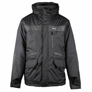 Caterpillar Night Flash Reflective Jacket - Black