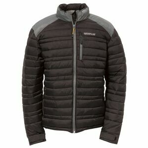 Caterpillar Defender Insulated Jacket - Black