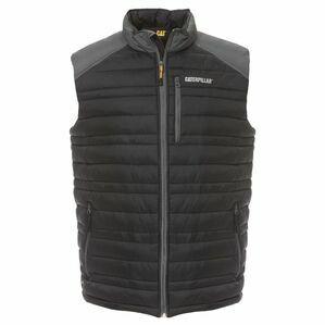 Caterpillar Defender Insulated Vest - Black