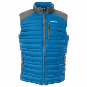 Defender Insulated Vest in Blue