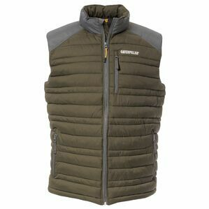 Defender Insulated Vest in Moss
