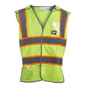 5 Point Break Away Safety in Hi-Vis Yellow