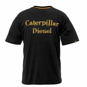 Caterpillar Diesel T-Shirt - Black
