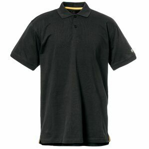 Caterpillar Classic Polo Shirt - Black