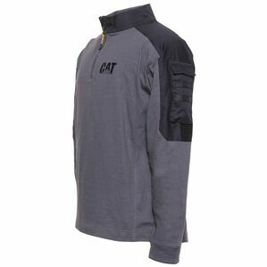 Caterpillar Tactical Work Sweatshirt - Dark Grey