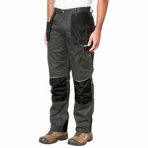 Skilled Ops Trouser in Dark Shadow Black 30