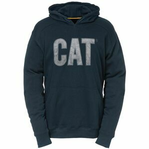 Caterpillar Flash Hoodie - Marine Blue