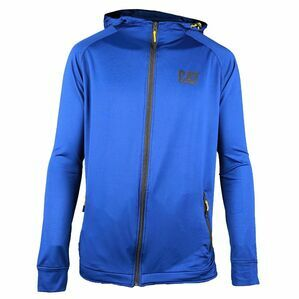 Caterpillar Contour Zip Up Sweatshirt - Vintage Blue