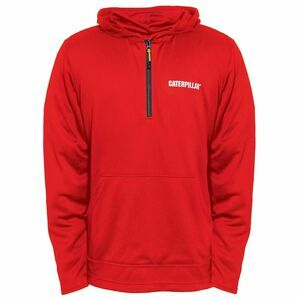 Guardian Hoodie in Red Tide