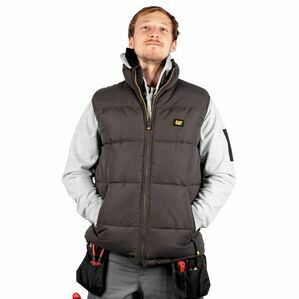 Caterpillar Arctic Zone Vest in Black