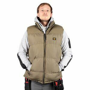 Arctic Zone Vest in Olive