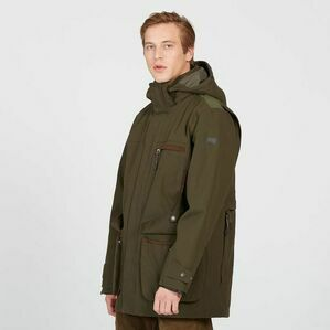 Aigle Courtal 3 In 1 Waterproof Parka - Bronze