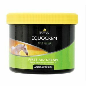 Lincoln Equocrem First Aid Horse Cream - 400G