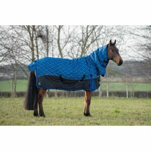 Gallop Diamond 450 Combo Horse Turnout Rug