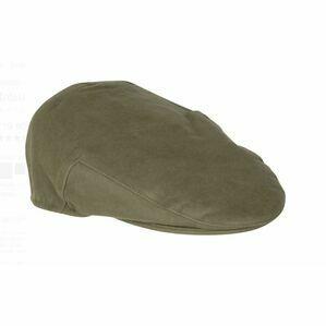Hoggs Lovat Waterproof Moleskin Cap (Green)