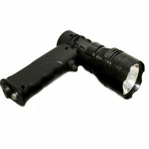 Clutlite PLR-400 Rechargeable Pistol Torch Light